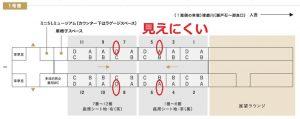 SL人吉1号車:座席表