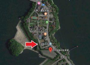 丹沢湖:三保の里みち