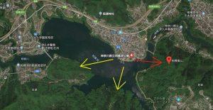 相模湖:紅葉マップ