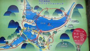丹沢湖:ビューポイント