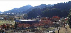 宮ヶ瀬湖:宮ヶ瀬湖畔から一番の展望台