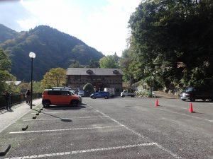 中川温泉とぶなの湯と紅葉 11月4日
