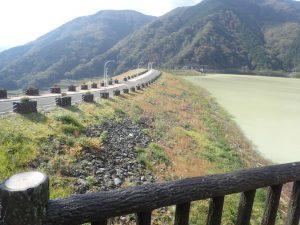 丹沢湖:無料駐車場
