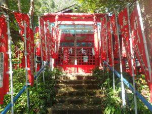 震生湖:秦野福寿弁財天