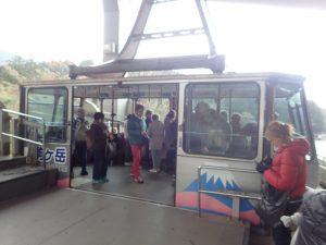 箱根駒ヶ岳ロープウェイ:乗り場