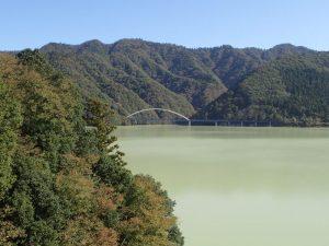宮ヶ瀬ダム:山の神橋