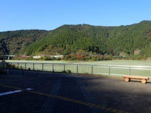 宮ヶ瀬湖:宮ヶ瀬ダムの周辺の紅葉