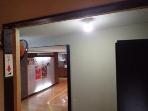 七沢荘:危険箇所 廊下