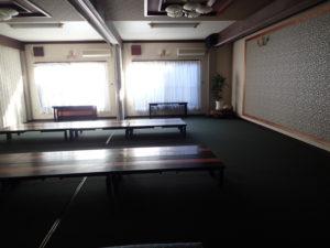 七沢荘:第1第2宴会場