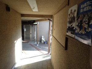 七沢荘:渡り廊下