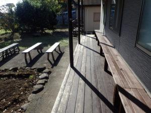 七沢荘:無料休憩 元気の広場