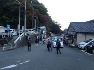 大山寺まで行く歩くルート