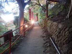 大山寺駅から大山寺本堂までの行き方