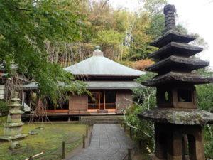 東慶寺の紅葉撮影ポイント場所