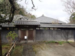 東慶寺:書院