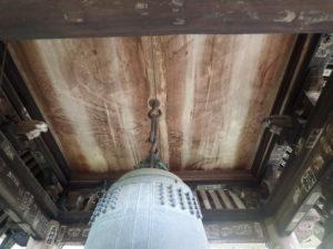 東慶寺の鐘楼
