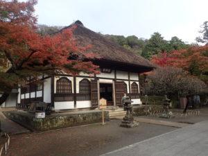 円覚寺:選仏場とモミジ撮影スポット