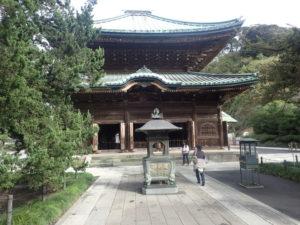 建長寺:仏殿