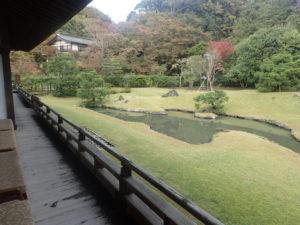 建長寺:庭園