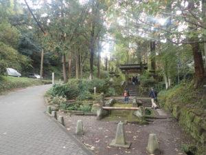 浄智寺:山門 惣門