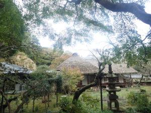 浄智寺:紅葉と書院