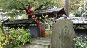 東慶寺の紅葉撮影ポイント