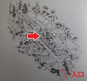 東慶寺:紅葉撮影ポイント