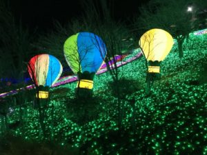 さがみ湖イミリオン:光の動物園
