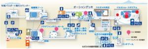 新江ノ島水族館:イルカショースタジアム時間外の穴場