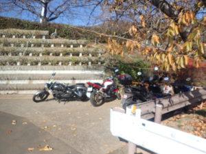 松田きらきらフェスタ:二輪・バイク・スクーター駐輪場