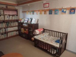 松田きらきらフェスタ:こどもの館・授乳室・おむつ交換室