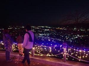 松田きらきらフェスタ:イルミネーションと夜景