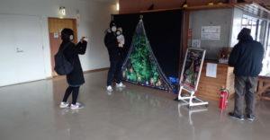 宮ヶ瀬クリスマス会場イルミネーションMAP:やまなみセンター2F