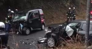 軽自動車と普通乗用車の事故