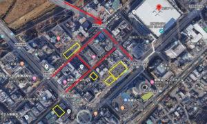 新横浜周辺道路渋滞:成人式:横浜アリーナ