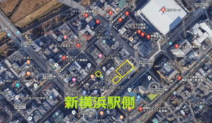 横浜アリーナ:成人式:駐車場(満車)