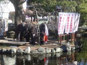 平塚八幡宮:開運七社詣