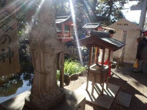 平塚八幡宮:美容の神