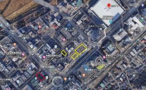 横浜市:成人式:駐車場:混雑:満車状況